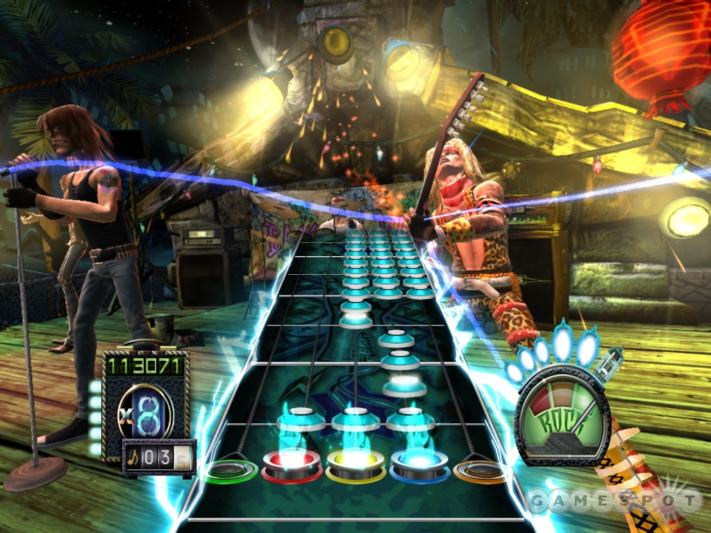 Guitar Hero 3 Legends of Rock (PC) 2007